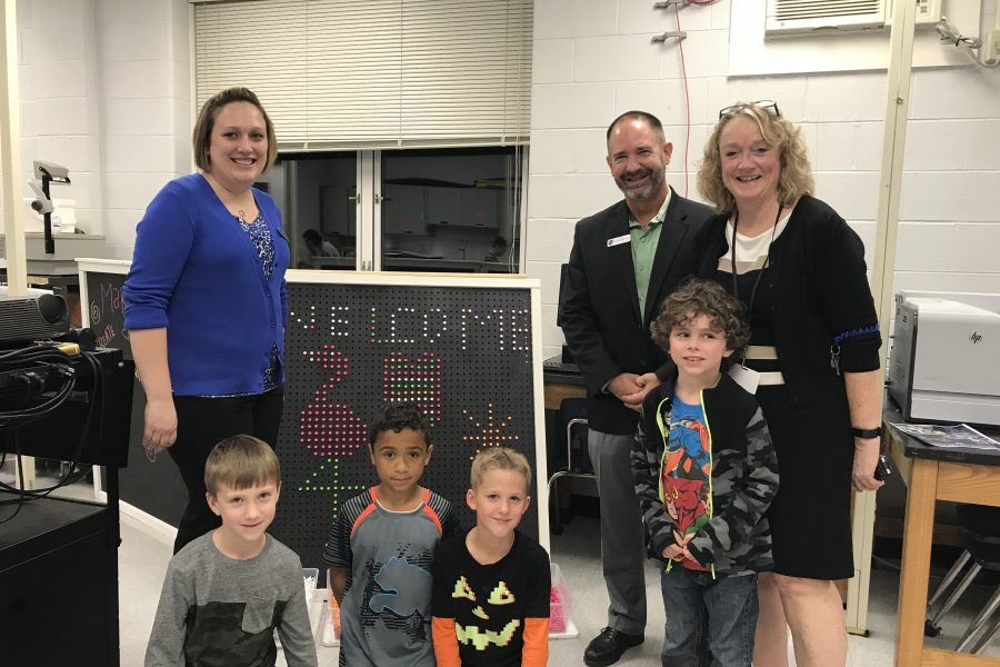 Westminster Tool Partners with Moosup Elementary School to Increase Industry Awareness
