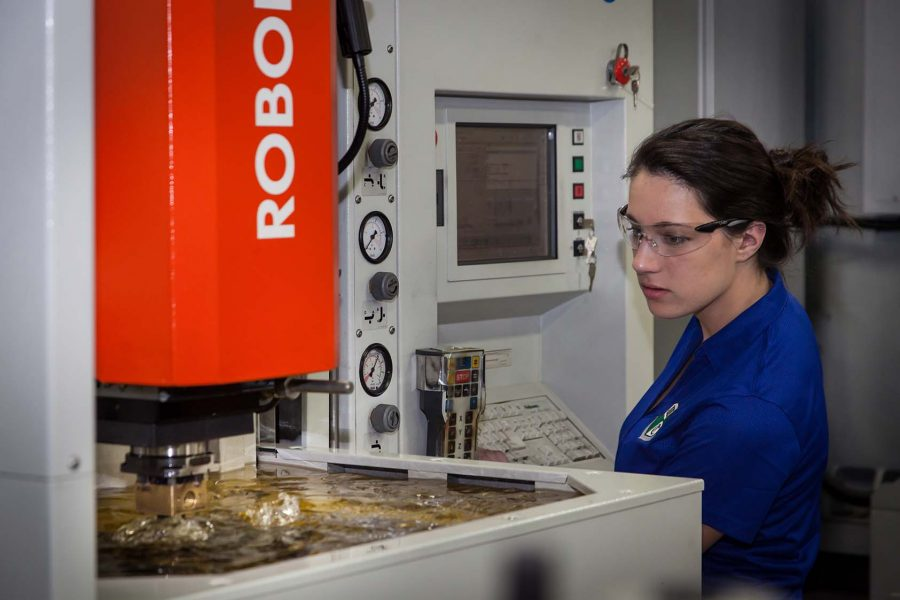 The Untapped Talent Pool: Equal Pay for Women in Manufacturing