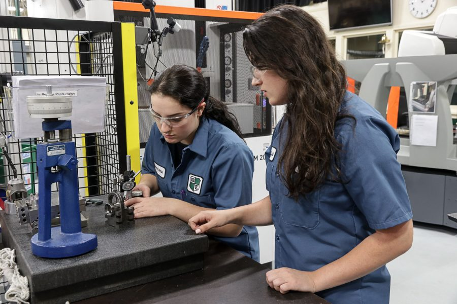 Learn While You Earn at Westminster Tool