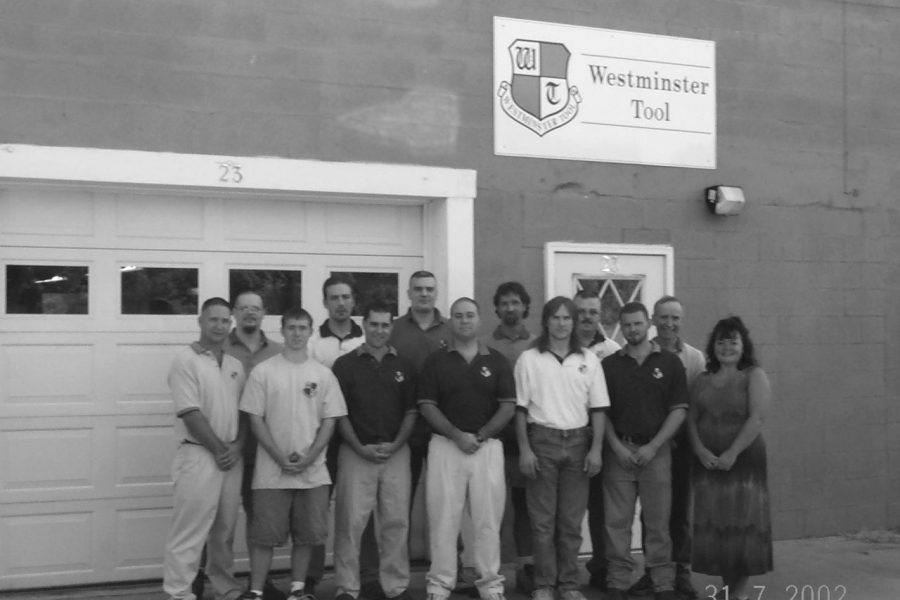 Westminster Tool 20th Anniversary