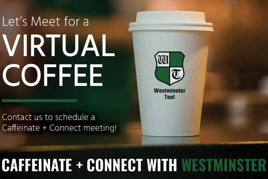 Westminster Tool's Caffeinate + Connect Series