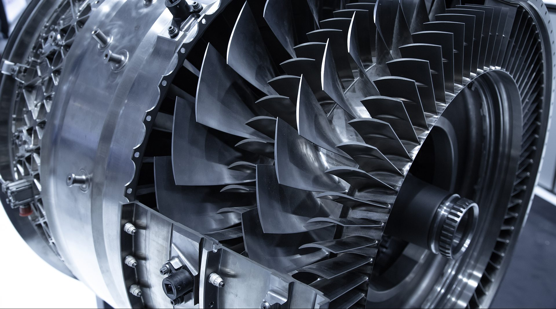 Turbine Engine - Aerospace Manufacturing