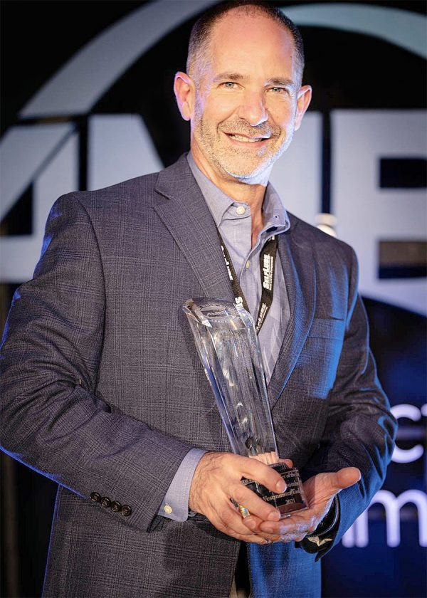 Ray Coombs wins Mold Builder of the Year