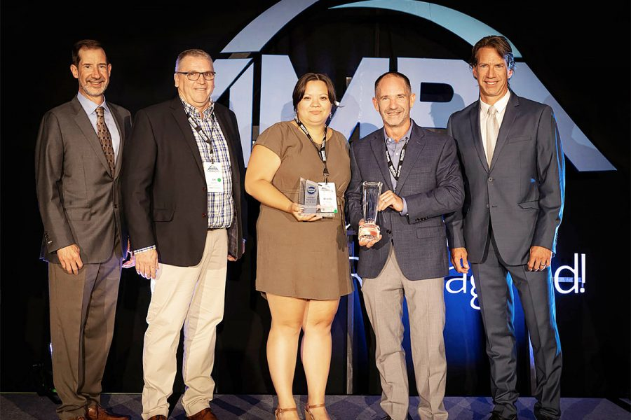 Ray Coombs Earns the 2021 AMBA  Mold Builder of the Year Award