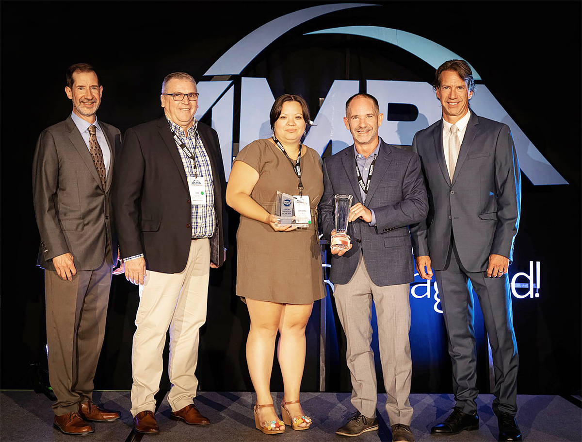 WT, Wepco and Progressive Components with AMBA Awards